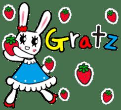 PRINCESS RABBIT FROM JAPAN sticker #5807359