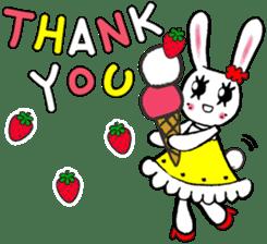 PRINCESS RABBIT FROM JAPAN sticker #5807361