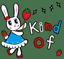 PRINCESS RABBIT FROM JAPAN sticker #5807362