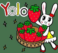 PRINCESS RABBIT FROM JAPAN sticker #5807363