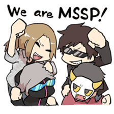 M.S.S Project Sticker sticker #5809440