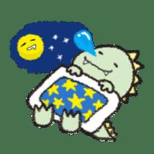 Dinosaur Andre sticker #5811368