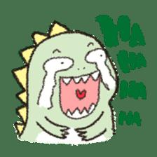 Dinosaur Andre sticker #5811369