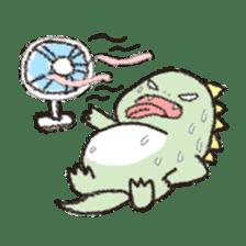Dinosaur Andre sticker #5811370