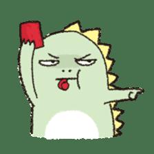 Dinosaur Andre sticker #5811374