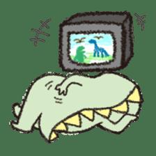 Dinosaur Andre sticker #5811380