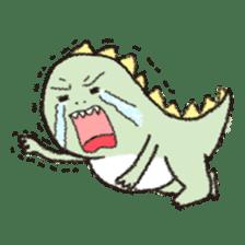 Dinosaur Andre sticker #5811384