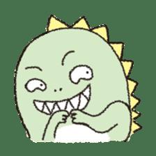 Dinosaur Andre sticker #5811386
