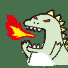 Dinosaur Andre sticker #5811388