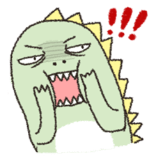 Dinosaur Andre sticker #5811395