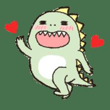 Dinosaur Andre sticker #5811396