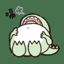 Dinosaur Andre sticker #5811398