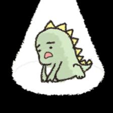 Dinosaur Andre sticker #5811399