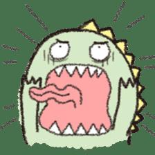 Dinosaur Andre sticker #5811400