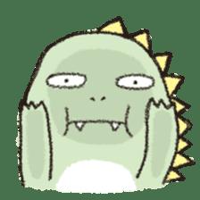 Dinosaur Andre sticker #5811401
