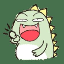 Dinosaur Andre sticker #5811402
