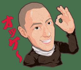 Ebizo  Ichikawa sticker #5813303