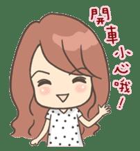 Sarah & King (Lovely Shih Tzu) sticker #5814869