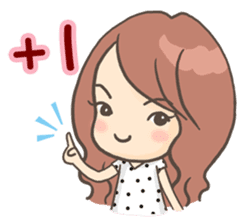 Sarah & King (Lovely Shih Tzu) sticker #5814880