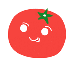 I LOVE TOMATO sticker #5819126