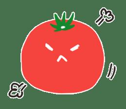 I LOVE TOMATO sticker #5819134