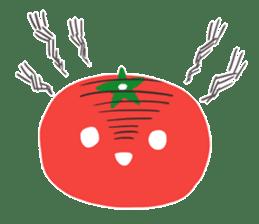 I LOVE TOMATO sticker #5819136