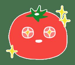 I LOVE TOMATO sticker #5819150