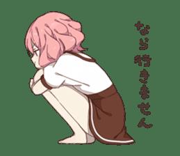 nqrse-chan kawaii sticker #5824026