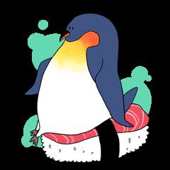 sushi Penguin2