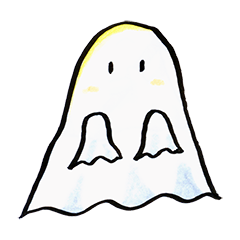 Little ghost(Chinese Traditional)