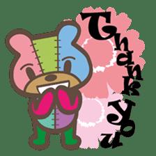 Teddy's Sticker sticker #5842077