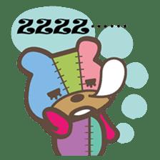 Teddy's Sticker sticker #5842083