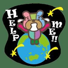 Teddy's Sticker sticker #5842104