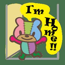 Teddy's Sticker sticker #5842109