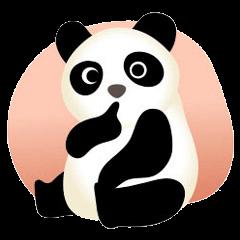 Fuwarin panda's turn