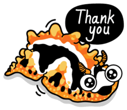 Scuba Gang - Nudibranch lovers sticker #5848494