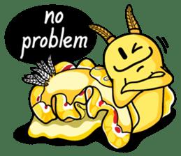 Scuba Gang - Nudibranch lovers sticker #5848496