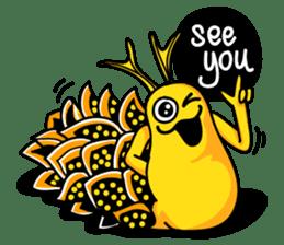 Scuba Gang - Nudibranch lovers sticker #5848498