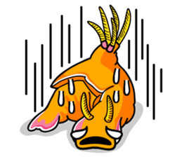 Scuba Gang - Nudibranch lovers sticker #5848510