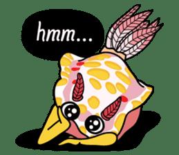Scuba Gang - Nudibranch lovers sticker #5848516