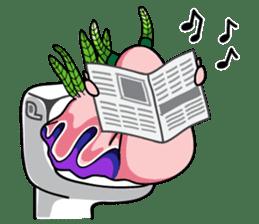 Scuba Gang - Nudibranch lovers sticker #5848522