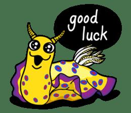 Scuba Gang - Nudibranch lovers sticker #5848526
