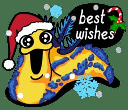 Scuba Gang - Nudibranch lovers sticker #5848528