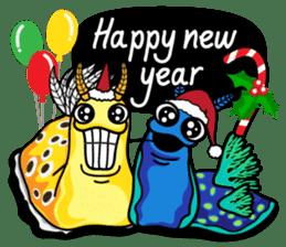 Scuba Gang - Nudibranch lovers sticker #5848529