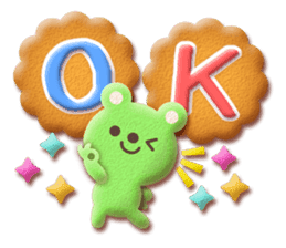 Animal Cookies sticker #5849172