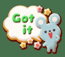 Animal Cookies sticker #5849176