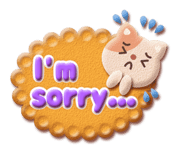Animal Cookies sticker #5849180