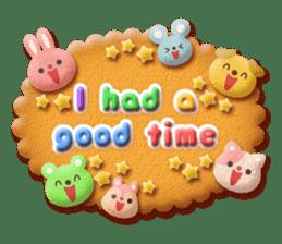 Animal Cookies sticker #5849192