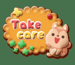Animal Cookies sticker #5849194