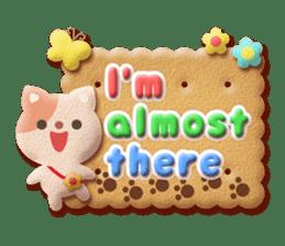 Animal Cookies sticker #5849196